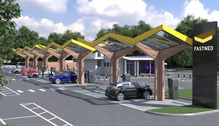 Oxford's 'Remarkable' EV Charging Hub
