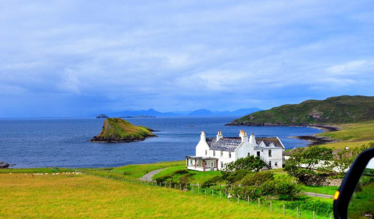 Sustainable Travel in the Scottish Isles: An interview with Ellie Grebenik