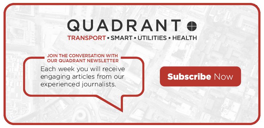 Quadrant Newsletter CTA